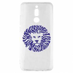Чехол для Xiaomi Redmi 8 лев