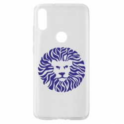 Чехол для Xiaomi Mi Play лев