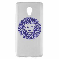 Чехол для Meizu MX6 лев