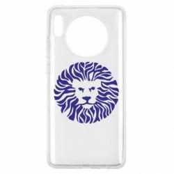 Чехол для Huawei Mate 30 лев