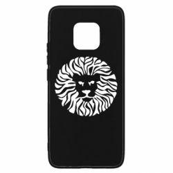 Чехол для Huawei Mate 20 Pro лев