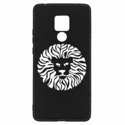 Чехол для Huawei Mate 20 X лев