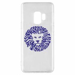 Чехол для Samsung S9 лев