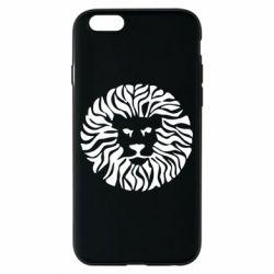 Чехол для iPhone 6/6S лев - FatLine