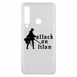 Чохол для Samsung A9 2018 Levi from Attack on Titan