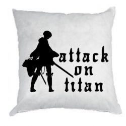 Подушка Levi from Attack on Titan