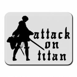 Килимок для миші Levi from Attack on Titan