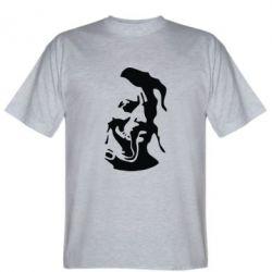 Мужская футболка Лице козака - FatLine