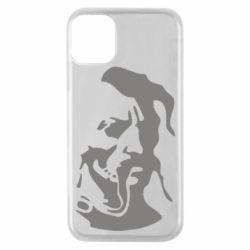 Чехол для iPhone 11 Pro Лице козака
