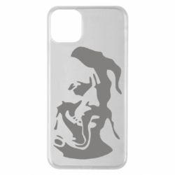 Чехол для iPhone 11 Pro Max Лице козака