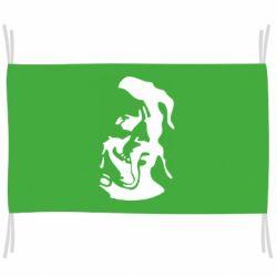 Флаг Лице козака