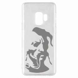 Чохол для Samsung S9 Особі козака