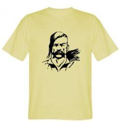 Мужская футболка Лице українського козака - FatLine