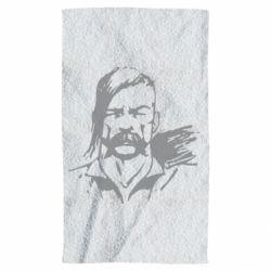Полотенце Лице українського козака - FatLine