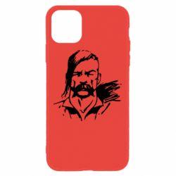 Чохол для iPhone 11 Лице українського козака