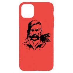 Чохол для iPhone 11 Pro Лице українського козака