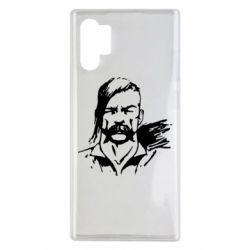 Чохол для Samsung Note 10 Plus Лице українського козака