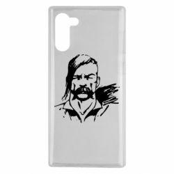 Чохол для Samsung Note 10 Лице українського козака