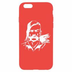 Чехол для iPhone 6/6S Лице українського козака - FatLine