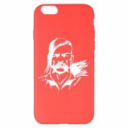 Чехол для iPhone 6 Plus/6S Plus Лице українського козака - FatLine