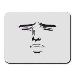 Коврик для мыши Лицо аниме - FatLine