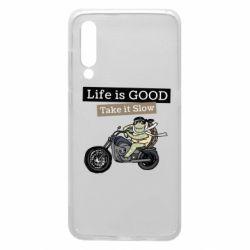 Чохол для Xiaomi Mi9 Life is good, take it show