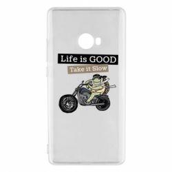 Чохол для Xiaomi Mi Note 2 Life is good, take it show