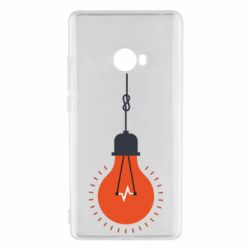 Чехол для Xiaomi Mi Note 2 Light bulb vector