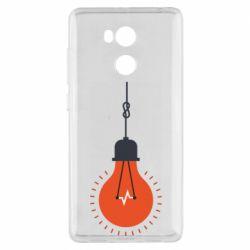 Чехол для Xiaomi Redmi 4 Pro/Prime Light bulb vector