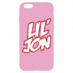 Чехол для iPhone 6 Plus/6S Plus Lil jon