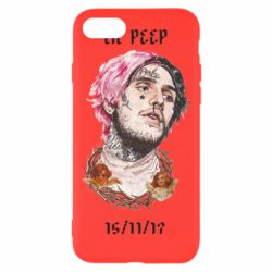 Чохол для iPhone 8 Lil peep date of death
