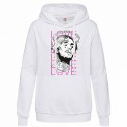 Толстовка жіноча Lil Peep: love head
