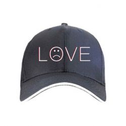 Кепка lil peep: love