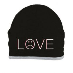 Шапка lil peep: love