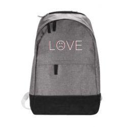 Рюкзак міський lil peep: love