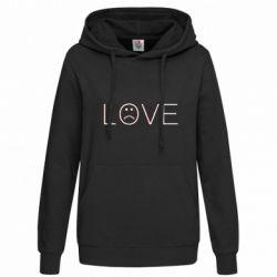 Толстовка жіноча lil peep: love