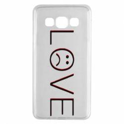 Чохол для Samsung A3 2015 lil peep: love