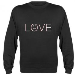 Реглан (світшот) lil peep: love