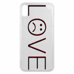 Чохол для iPhone Xs Max lil peep: love