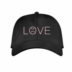 Дитяча кепка lil peep: love