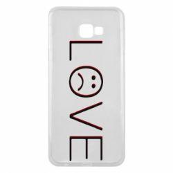 Чохол для Samsung J4 Plus 2018 lil peep: love