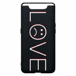 Чохол для Samsung A80 lil peep: love