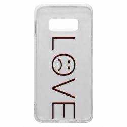 Чохол для Samsung S10e lil peep: love