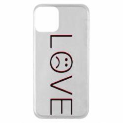 Чохол для iPhone 11 lil peep: love