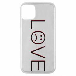 Чохол для iPhone 11 Pro lil peep: love