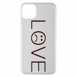 Чохол для iPhone 11 Pro Max lil peep: love