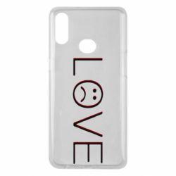 Чохол для Samsung A10s lil peep: love