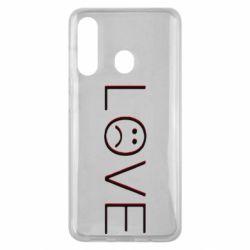 Чохол для Samsung M40 lil peep: love