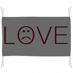 Прапор lil peep: love