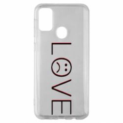Чохол для Samsung M30s lil peep: love